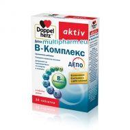Doppelherz / Допелхерц Актив B-Комплекс депо 30таблетки