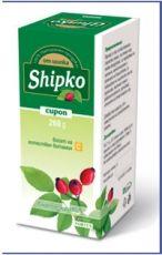 Shipko / Шипко Сироп Засилва имунната система 260гр.