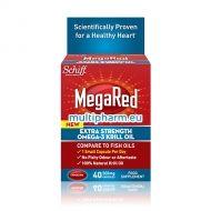 MegaRed Forte / МегаРед Форте Омега 3 масло от антарктически крил 500mg 20капс