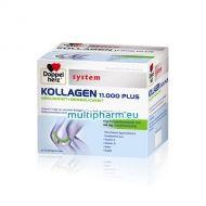 Doppelherz / Допелхерц Систем колаген за подкрепа на костите, ставите и хрущялите 30флакона