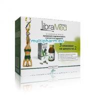 Промо Пакет: Aboca LibraMed / Абока ЛибраМед за отслабване 138табл  2 опаковки + 1 опаковка подарък