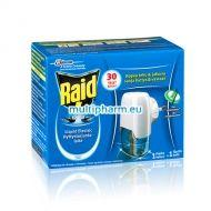 Raid Liquid / Райд Електрически изпарител с ламиниран пълнител срещу комари