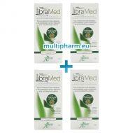 Промо пакет: Aboca LibraMed / Абока ЛибраМед за намаляване на теглото и чувството за глад 138 табл. 2бр + 2бр Подарък