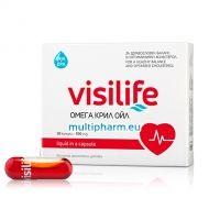 Visilife Health / Висилайф Хелт Omega 3 масло от антарктически крил 30капс