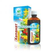 Hepanat / Хепанат грижа за черен дроб и жлъчка сироп за деца 250ml