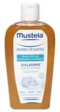 Mustela Stelatopia / Мустела Млечно масло за вана при атопичен дерматит 250мл.